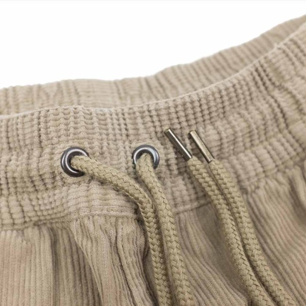 forét Rove Shorts - Khaki