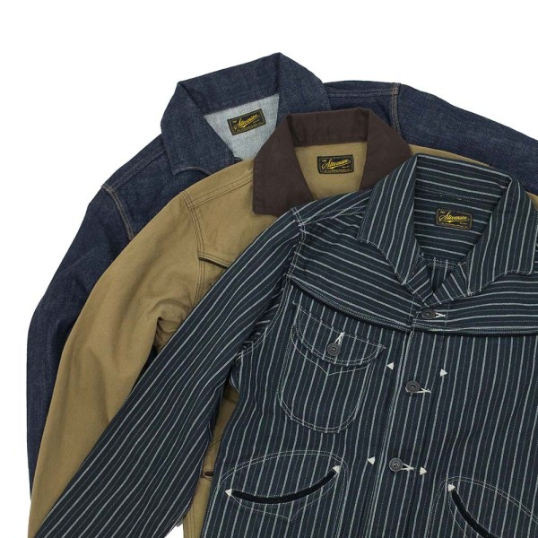 stevenson overall co deputy jacket
