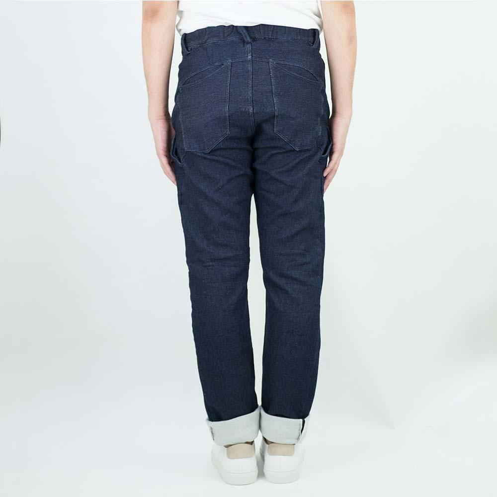 Stevenson Overall Co. Messenger Trousers - Indigo 3