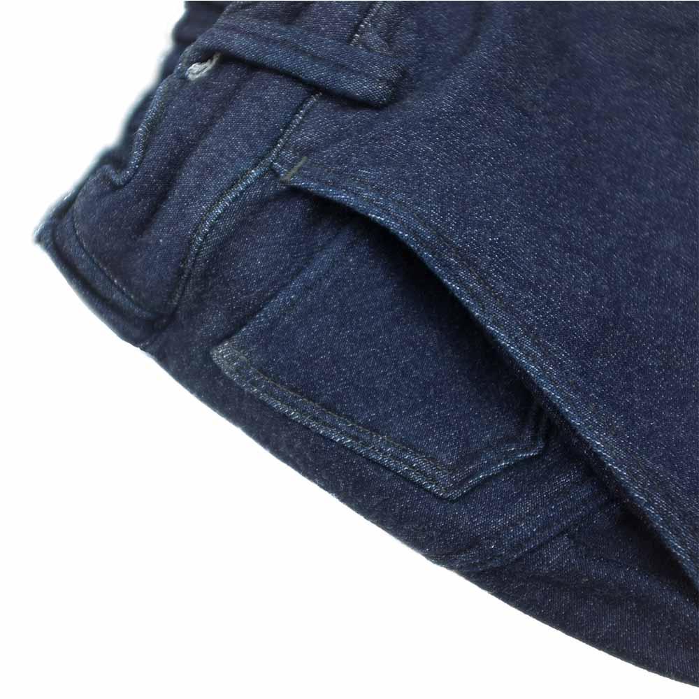 Stevenson Overall Co. Messenger Trousers - Indigo 5