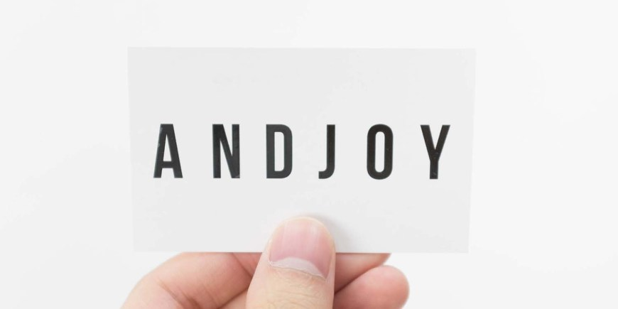 andjoy card