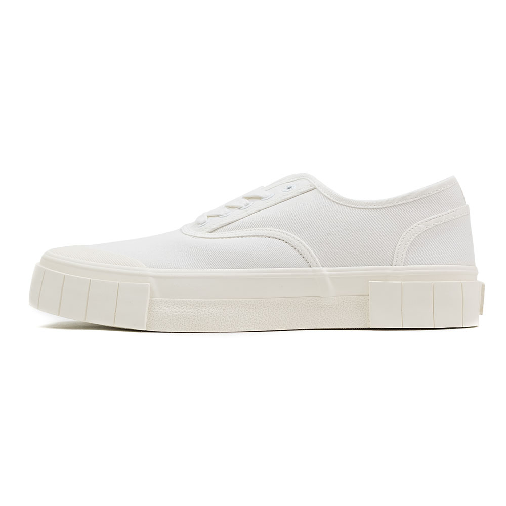 Good News Bagger 2 Low Sneaker - Off White