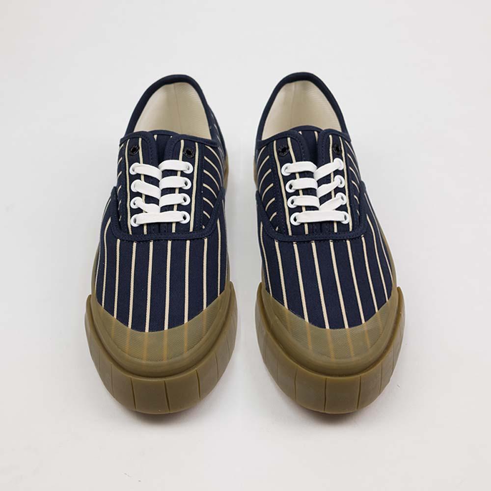 Good News Hurler 2 Low Sneaker - Navy Brown