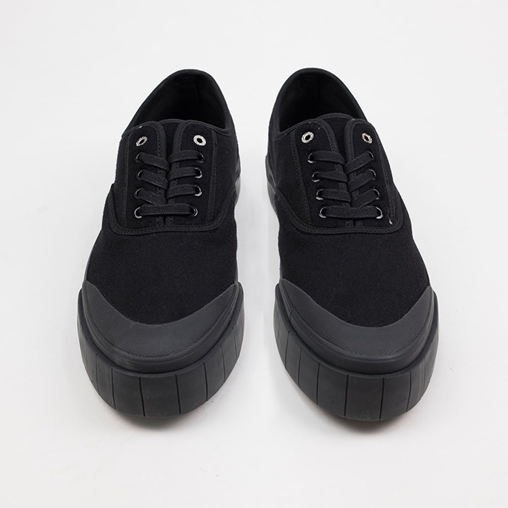 Good News Softball 2 Low Sneaker- Black 4