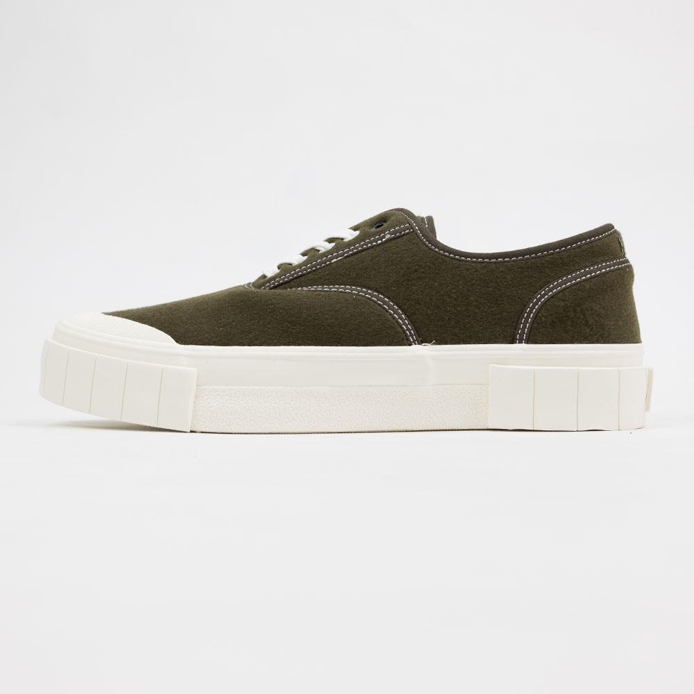 Good News Softball 2 Low Sneaker - Olive