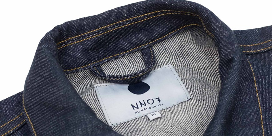 NN07 Denim Jacket