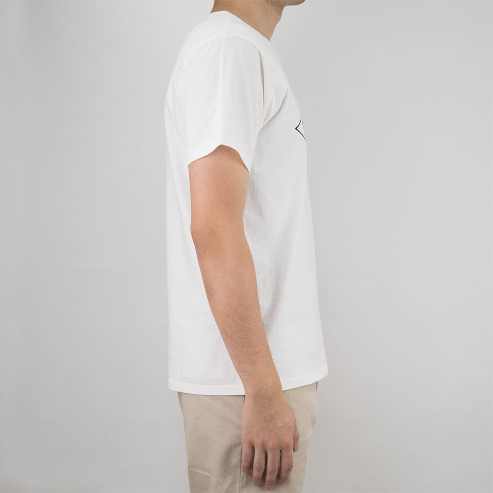 Stevenson Overall Co. Graphic T-Shirt Diamond - White