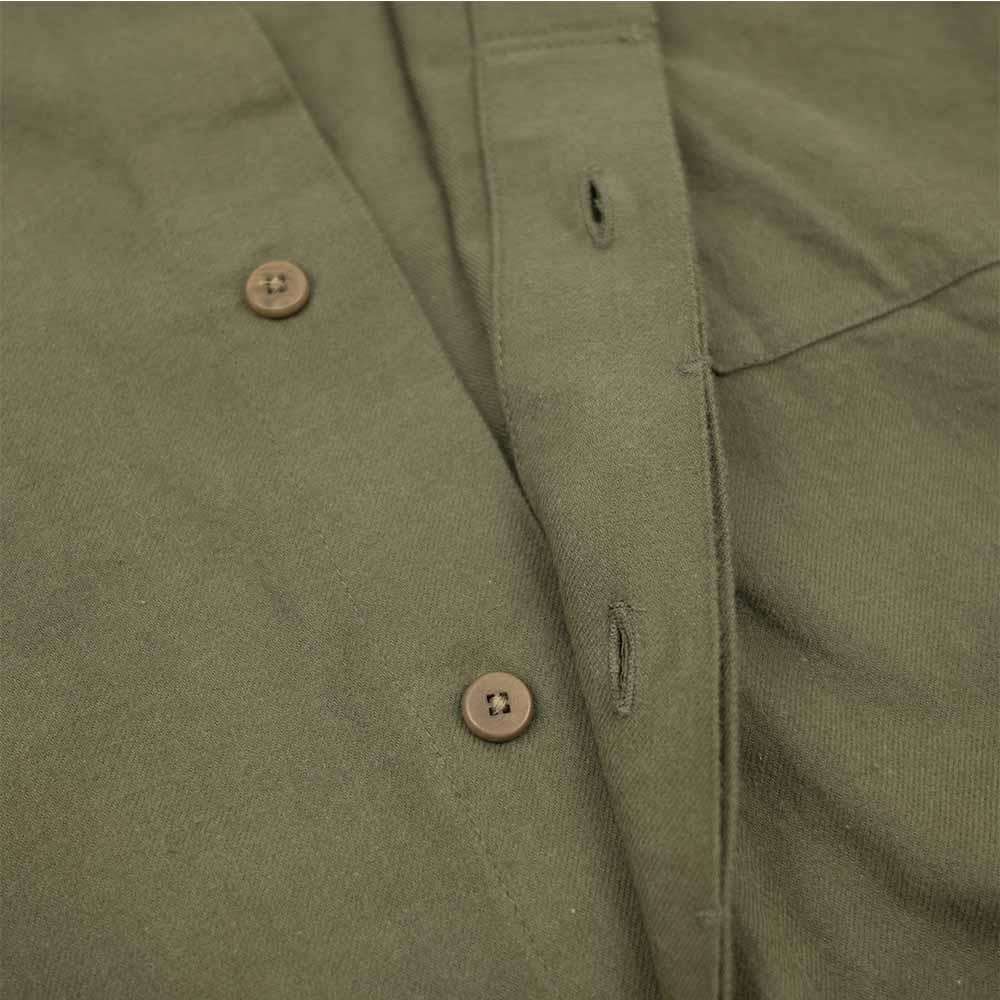 Folk Patch Shirt - Green