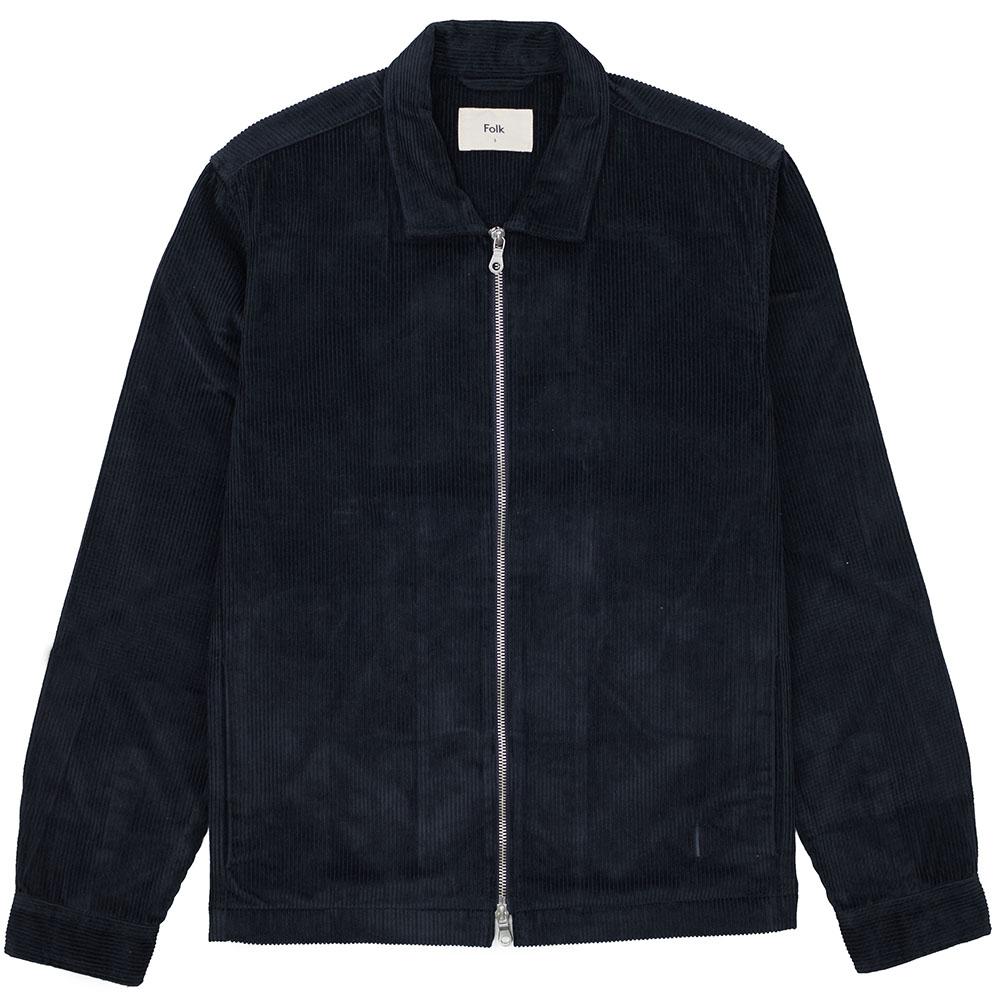 Folk Signal Jacket - Charcoal