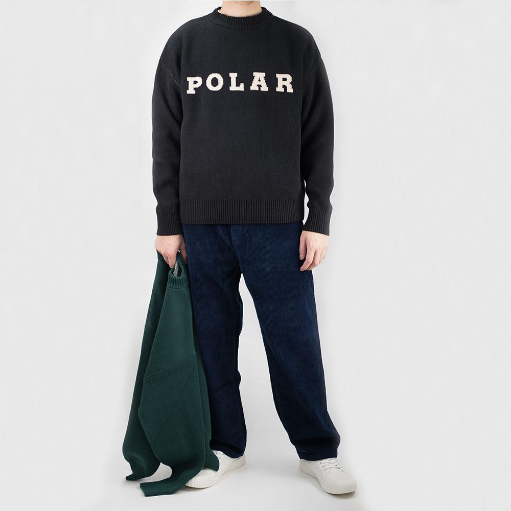 Polar Skate Co. '93 Cords - Police Blue