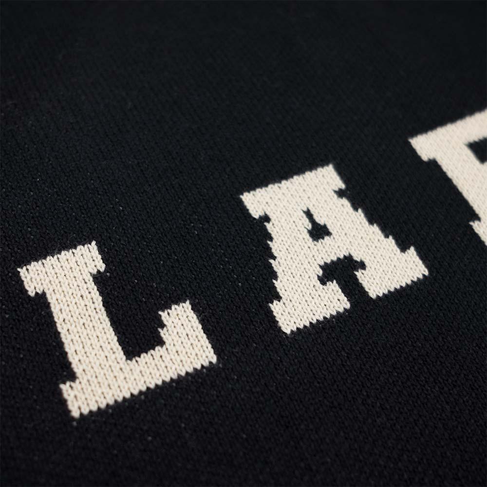 Polar Skate Co. Polar Knit Sweater - Black