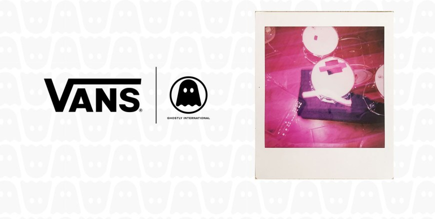 vans x ghostly international