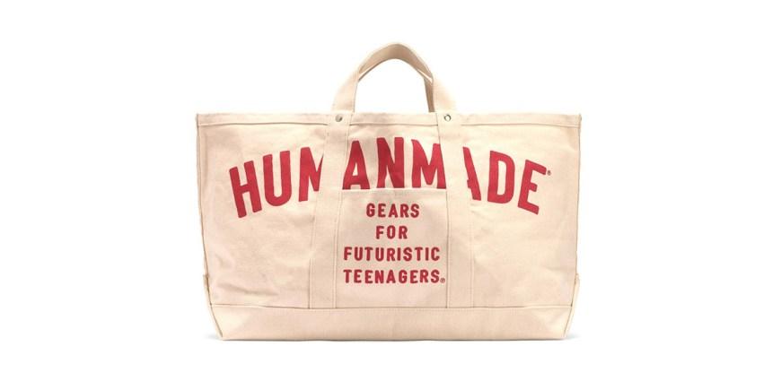 HUMAN MADE Tote Bag