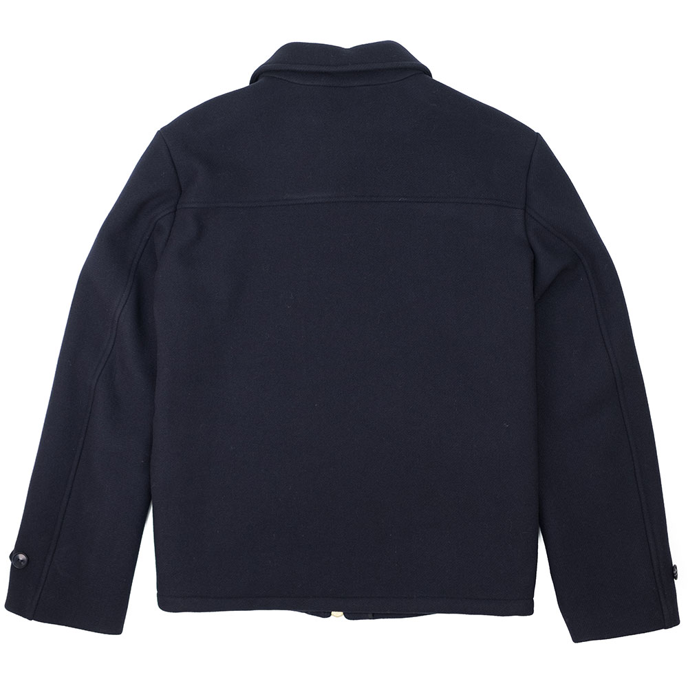 NN07 Jeremy Wool Jacket - Navy