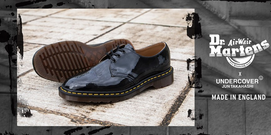 dr martens x undercover blog