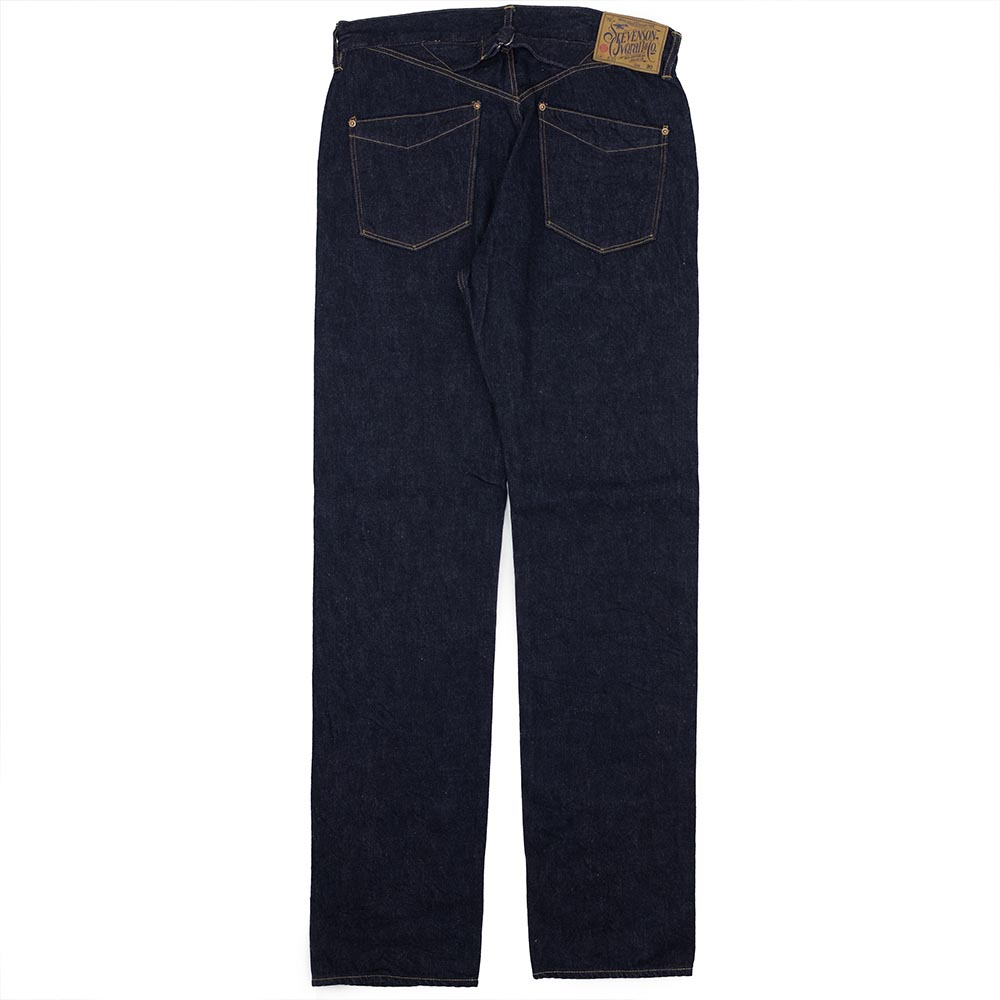 Stevenson Overall Co. Coloma 530 One Wash Jeans