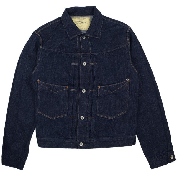 Stevenson Overall Co. Saddle Horn Type II Jacket