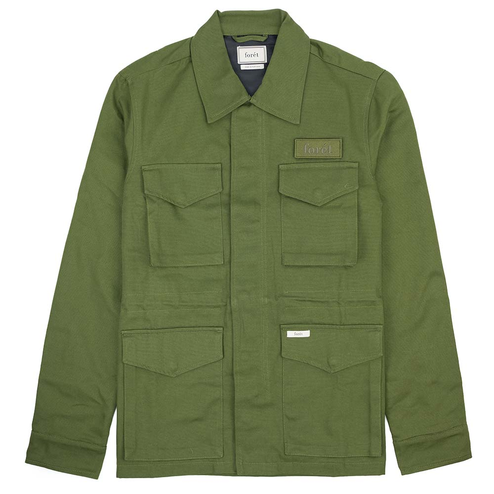 forét Field Jacket - Army