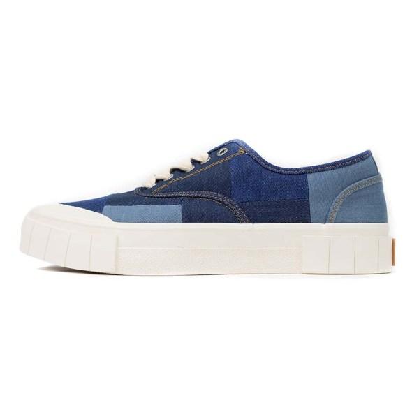 Good News Slider Sneaker - Denim