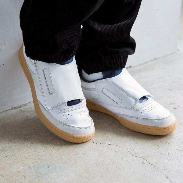 nanamica x Reebok sneakers