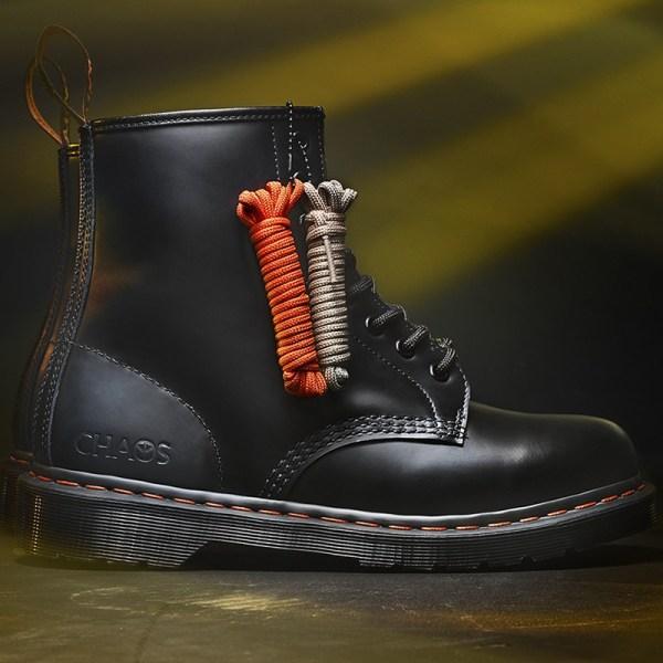Dr Martens x Beams x Babylon 1460 Boot 3