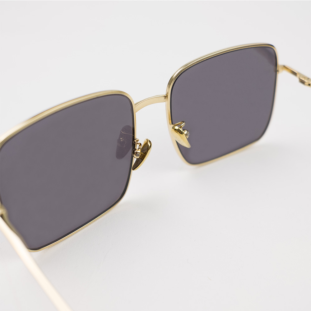 RETROSUPERFUTURE Medea Sunglasses - Black