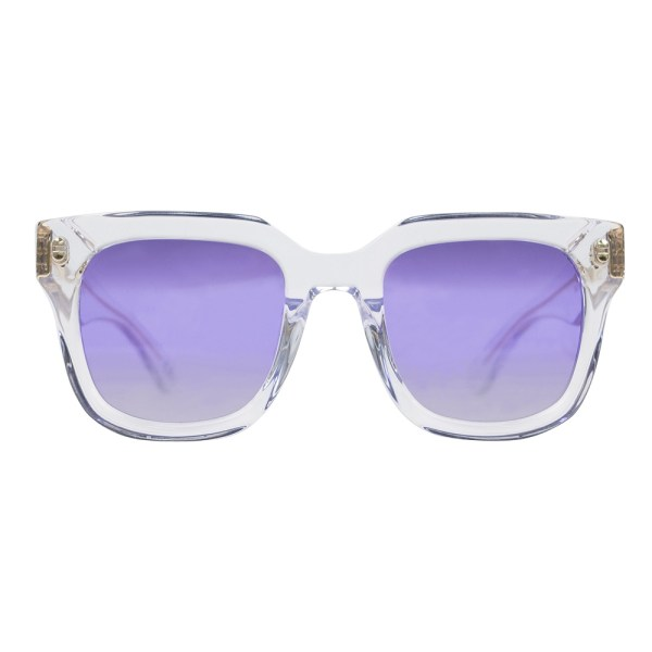 RETROSUPERFUTURE Sabato Sunglasses - Purple
