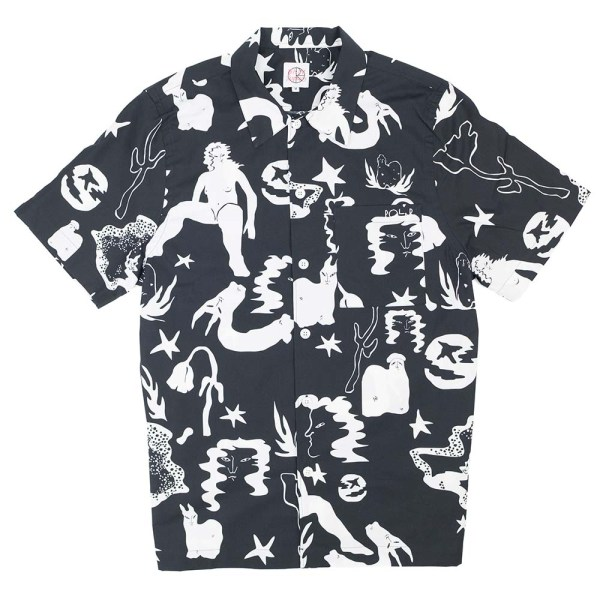 East Dream Shirt - Black / White