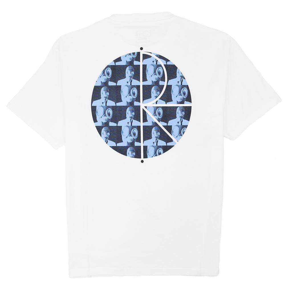 Klez fill logo tee - White