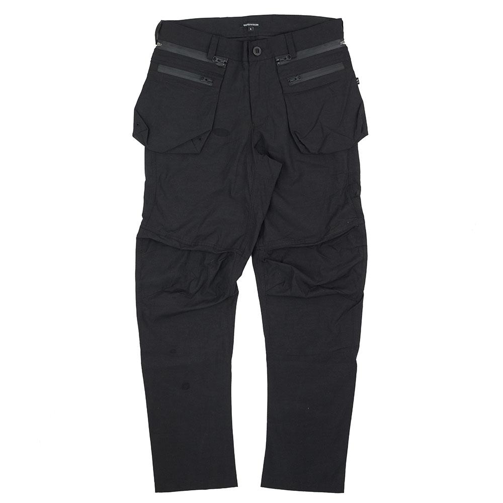 Riot Division Samurai Pockets Pants Gen2.0 - Black