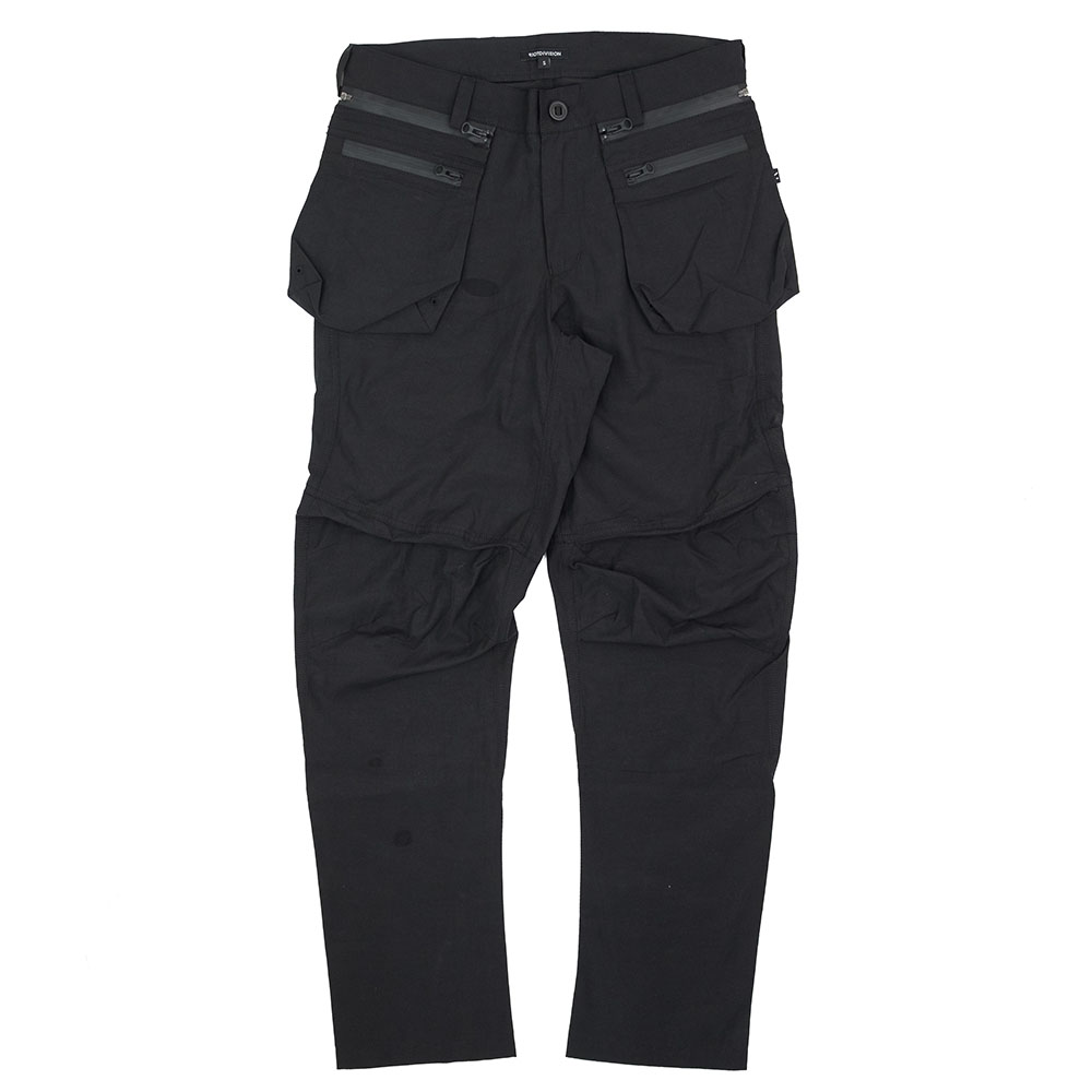 Riot Division Samurai Pockets Pants Gen2.0 - Black