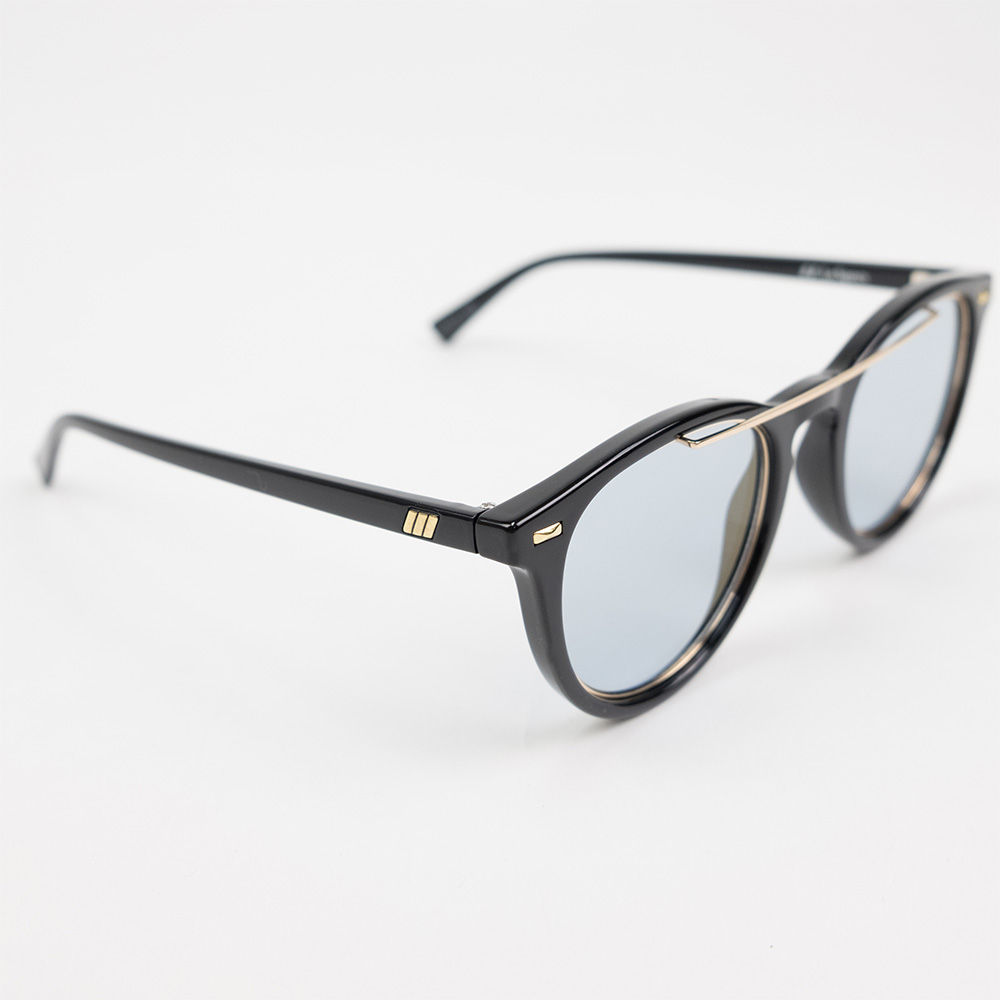Le Specs Fire Starter Claw Sunglasses - Black