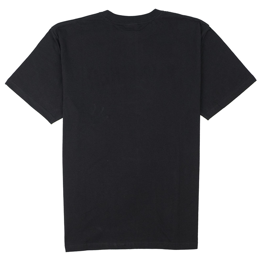 Thrasher (Japan) Burning Over S/S Pocket T-Shirt - Black