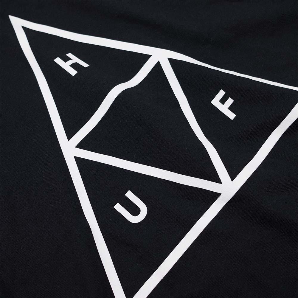 HUF Essentials Tt Tee - Black