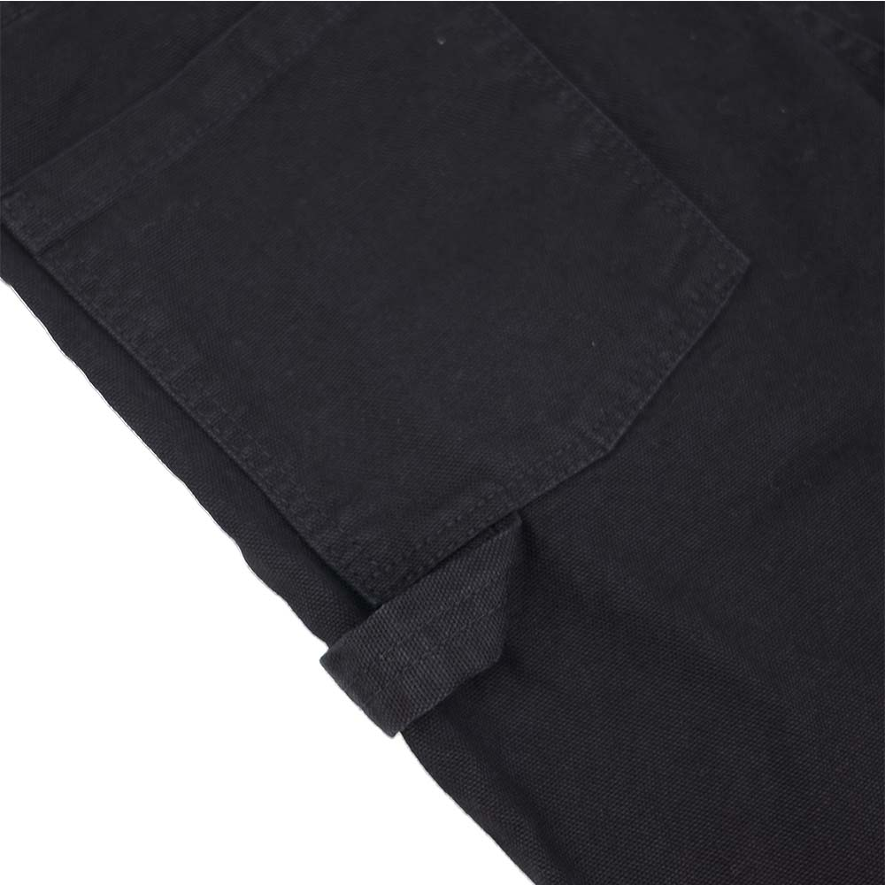 Polar Skate Co. '93 Canvas Shorts - Black