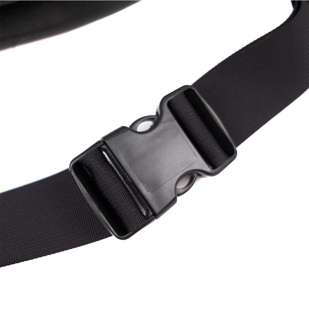 Polar Skate Co. Cordura Hip Bag - Black