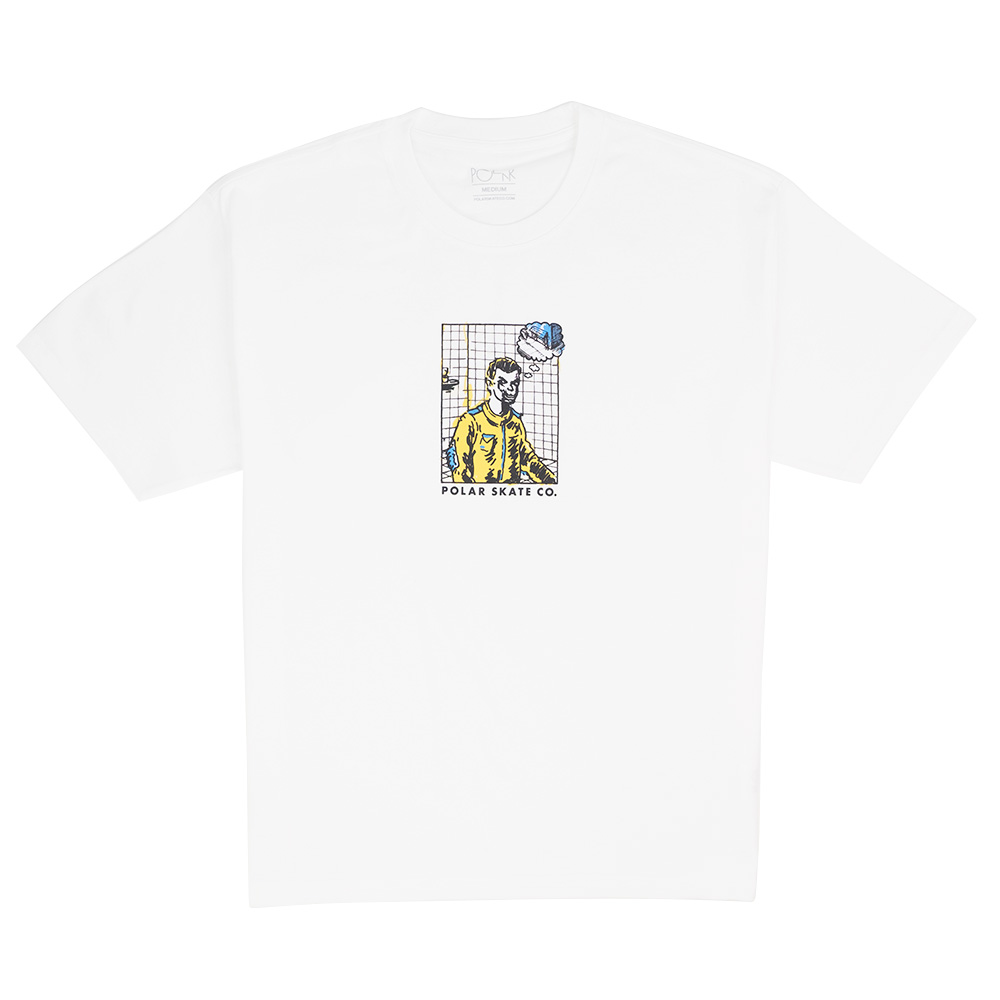 Polar Skate Co. Medusa Desires Tee - White