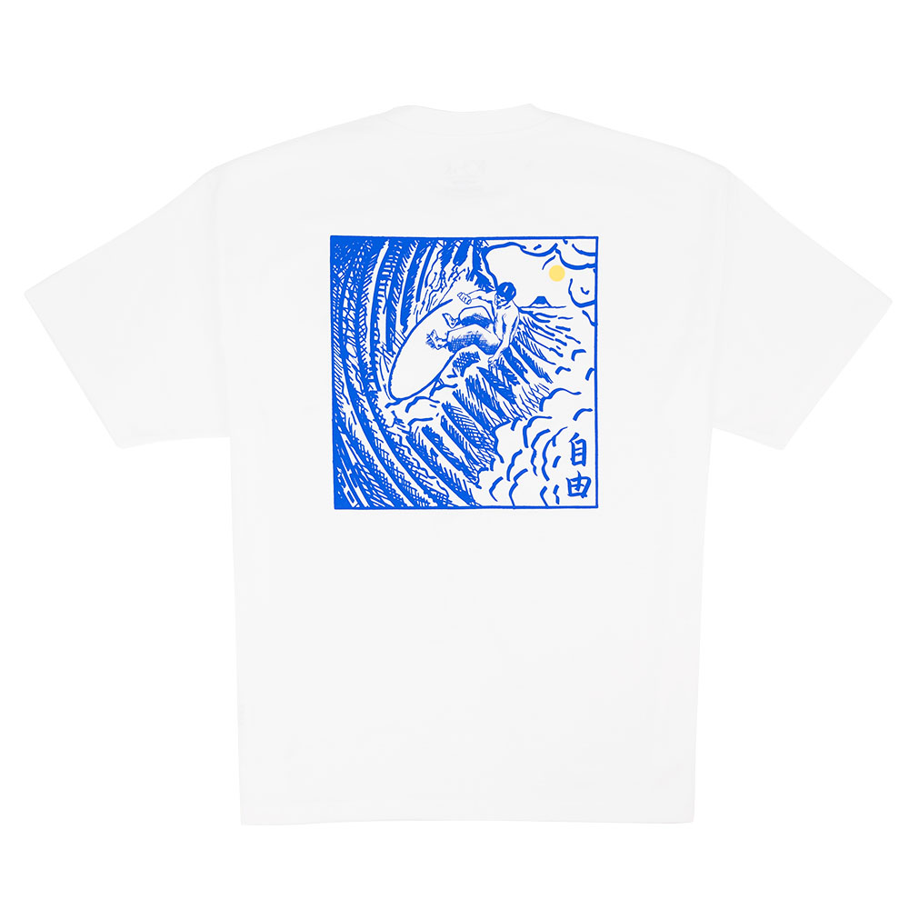 Polar Skate Co. Shin Tee - White