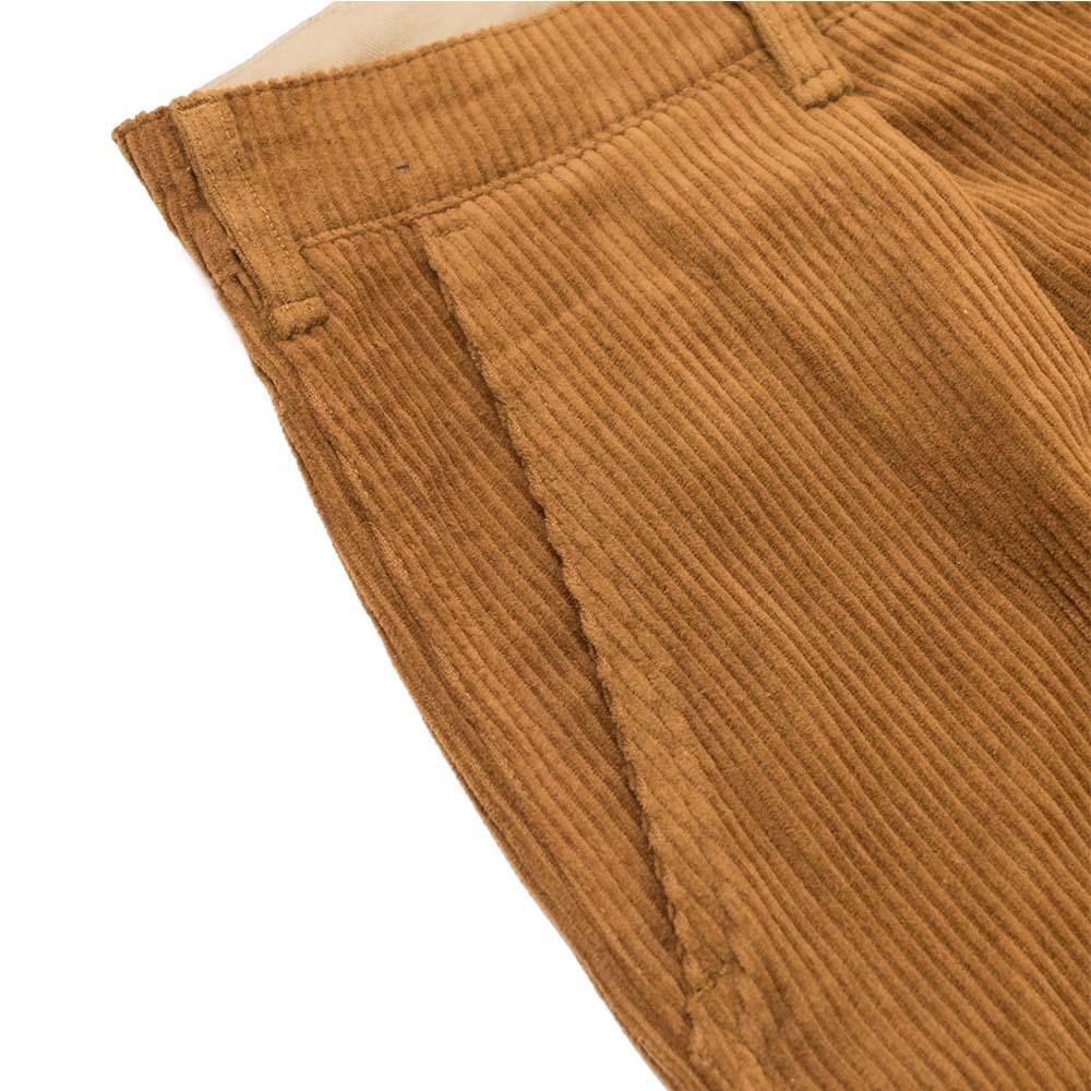 Monitaly Riding Pants - Chestnut