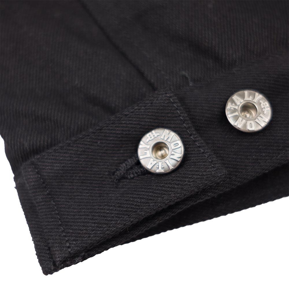 Monitaly Second Model Jacket - Black