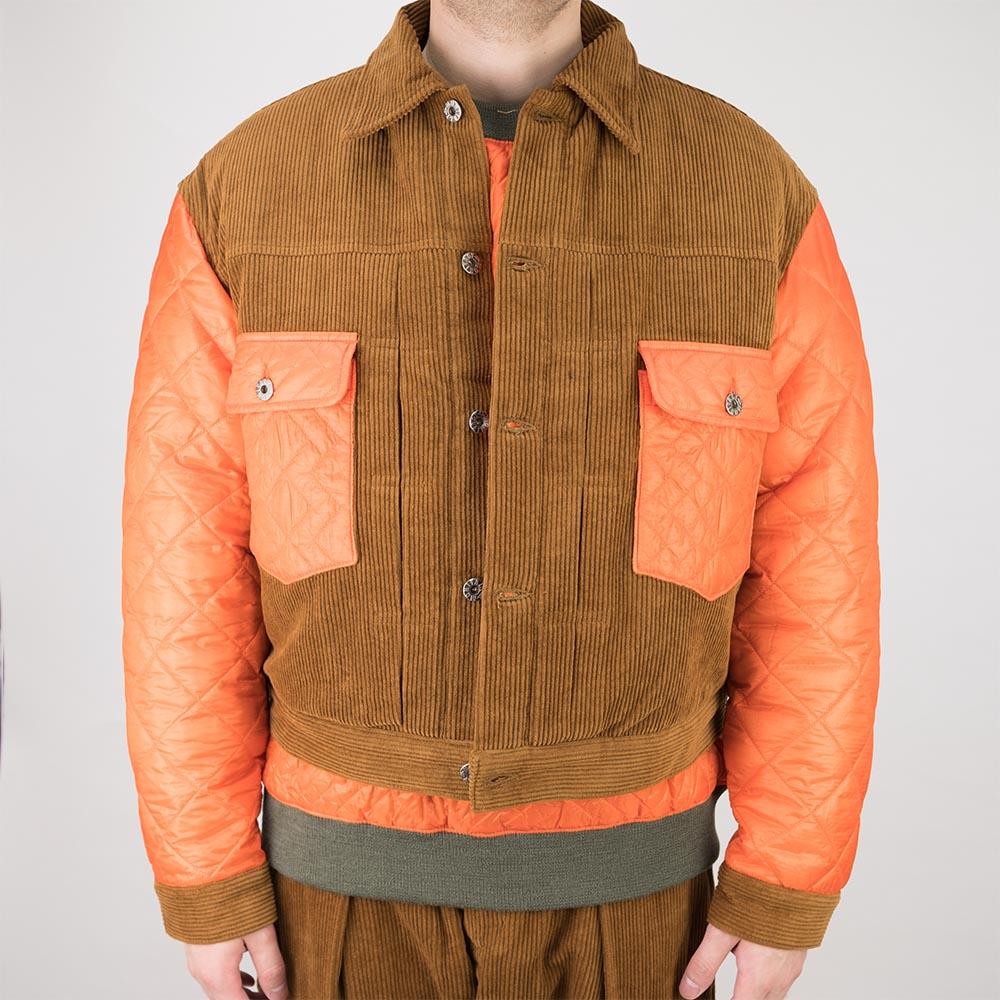 Monitaly Second Model Jacket - Chestnut
