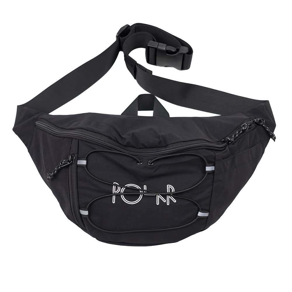 Polar Skate Co. Sport Hip Bag - Black
