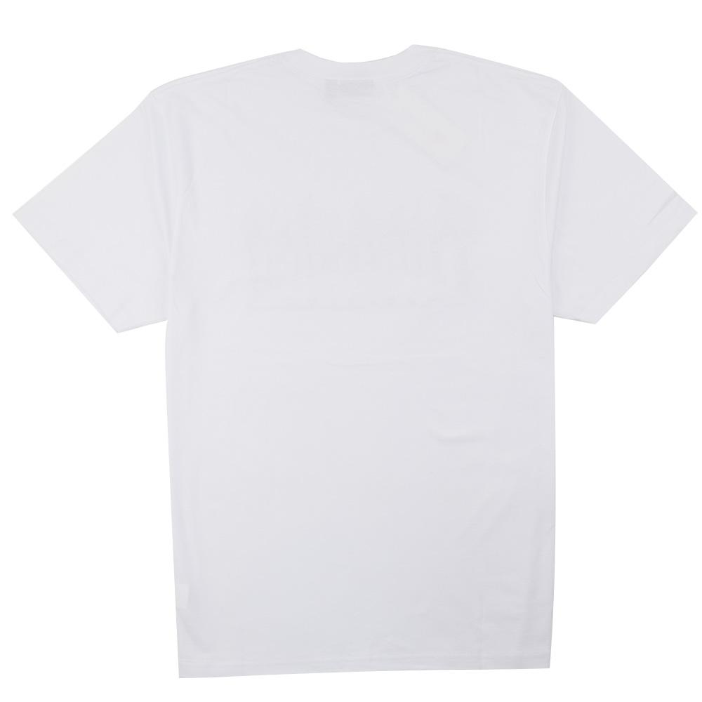 Thrasher (Japan) Flame Patriot S-S T-Shirt - White 5