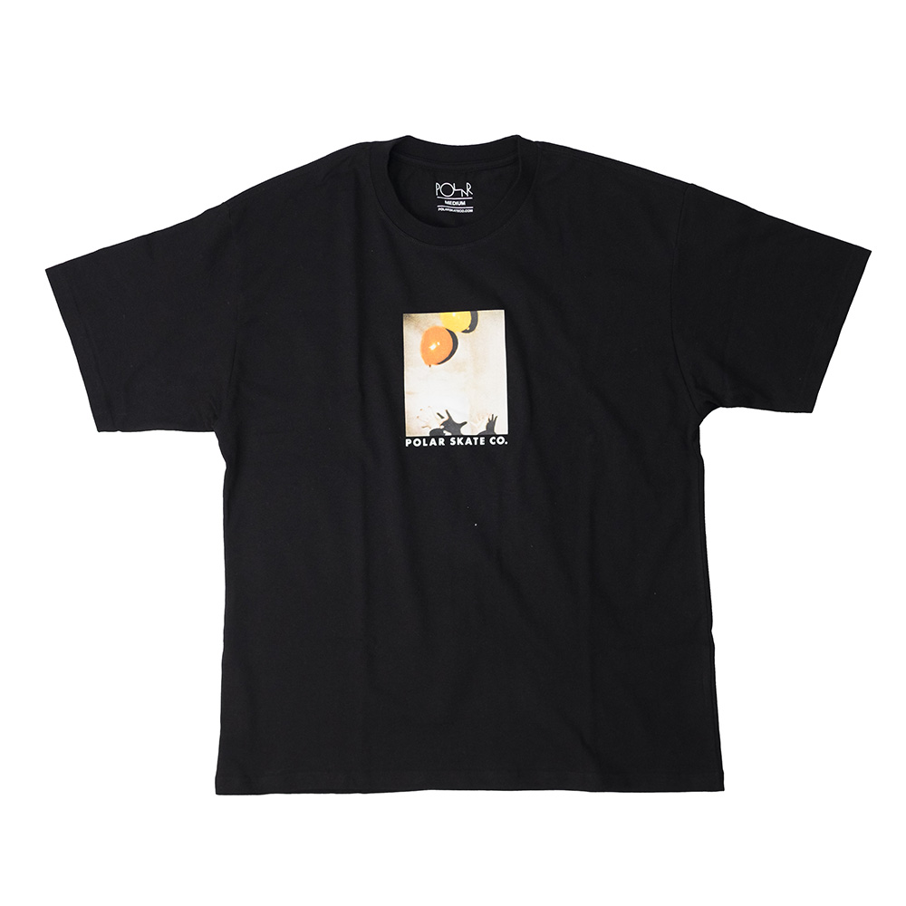 Polar Skate Co. Balloon Tee - Black