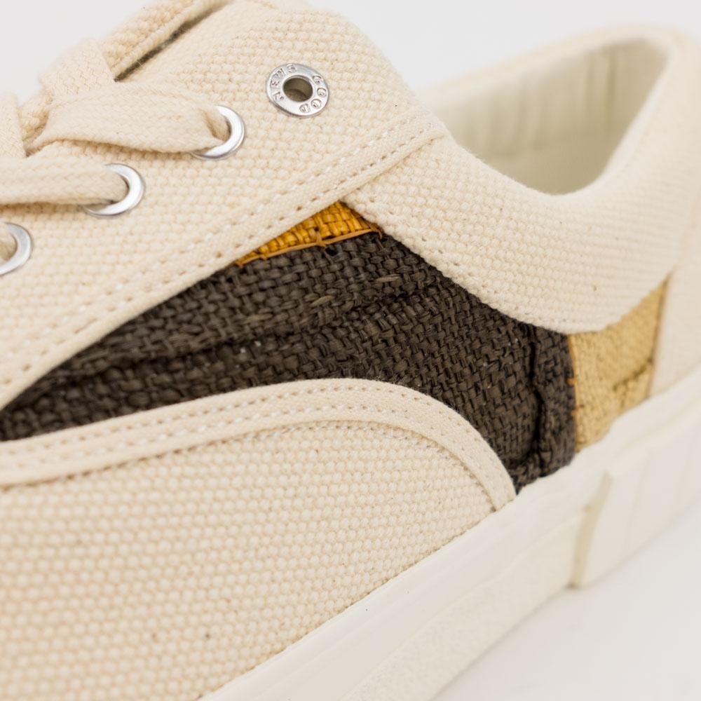 Good News Opal Moroccan Sneaker- Oatmeal