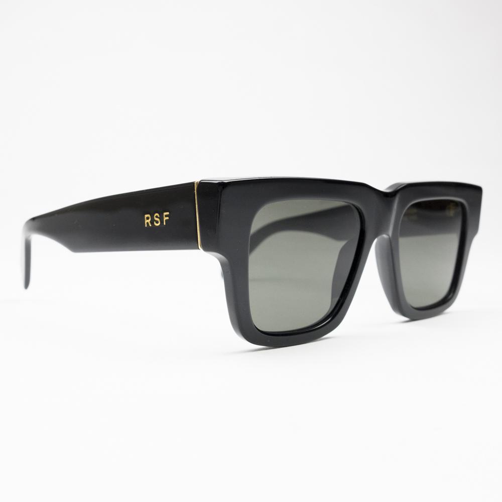 RETROSUPERFUTURE Mega Sunglasses - Black