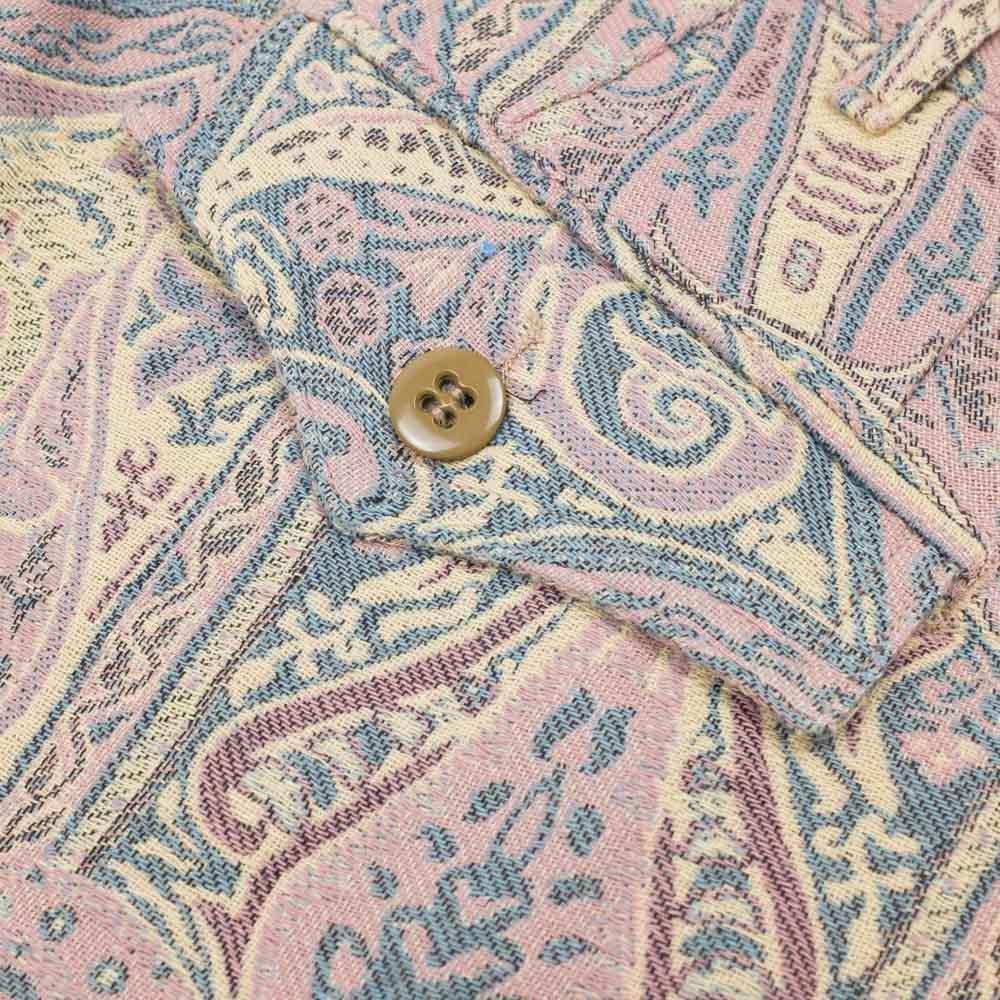 Monitaly Riding Pants - BETRO Paisley