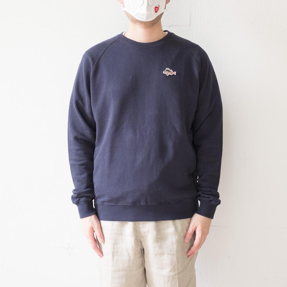 forét ROD Sweatshirt - Navy