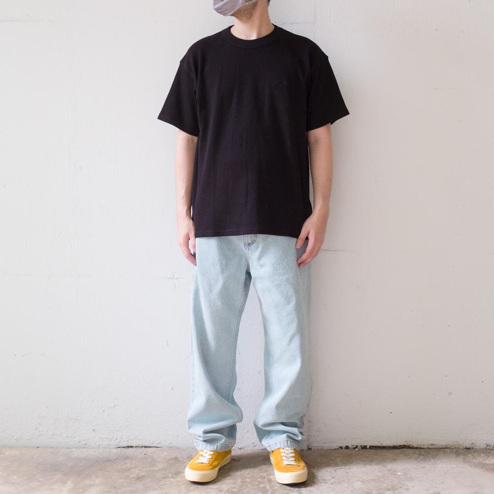 Polar Skate Co. Shin Tee - Black