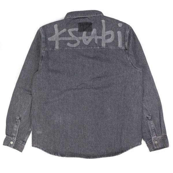 Ksubi Atmoshphere Shirt - Asphalt
